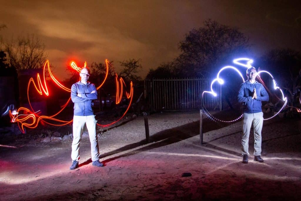 Day 23 – Light Painting